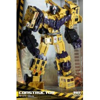 ToyWorld TW-C07B Constructor Full Set BoxSet (yellow)