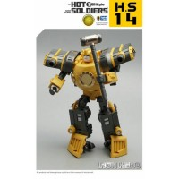 Hot Soldiers - HS14 - Iron Hero
