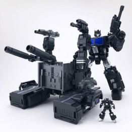 FansHobby  Master Builder - MB-06A Black Power Baser