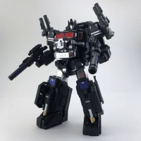 FansHobby  Master Builder - MB-06A Black Power Baser