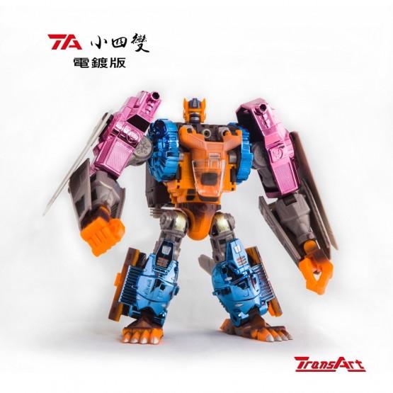 TransArt Toys BW-04D Chrome Ver (BW Optimal Optimus)
