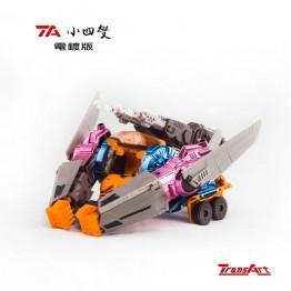 TransArt Toys BW-04 Chrome Ver (BW Optimal Optimus)