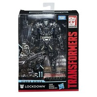 Hasbro Transformers Studio Series Jazz+ Lockdown