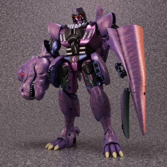 TakaraTomy Masterpiece  MP-43 Megatron - Beast Wars with coins/gift