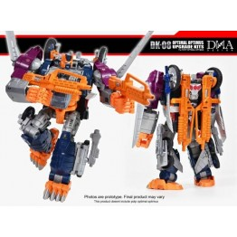 New DNA DK-14 upgrade Kit for Transformers WFC-S13 Ultra Magnus In Stock
