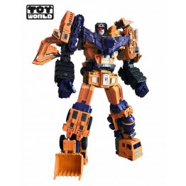 ToyWorld TW-C07E Constructor Full Set BoxSet (orange)