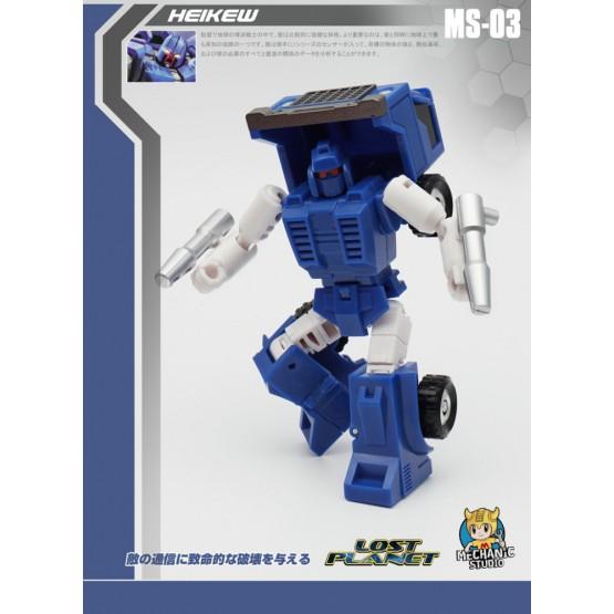 MFT Mechanic Studio MS-03 Keikew