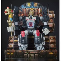 TakaraTomy Power of Prime  PP-43 Throne of the Prime Optimus Primal
