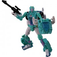 Transformers TakaraTomy  Generations PP-16 Moonracer
