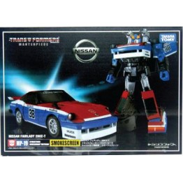 TakaraTomy  MP-19 Smokescreen
