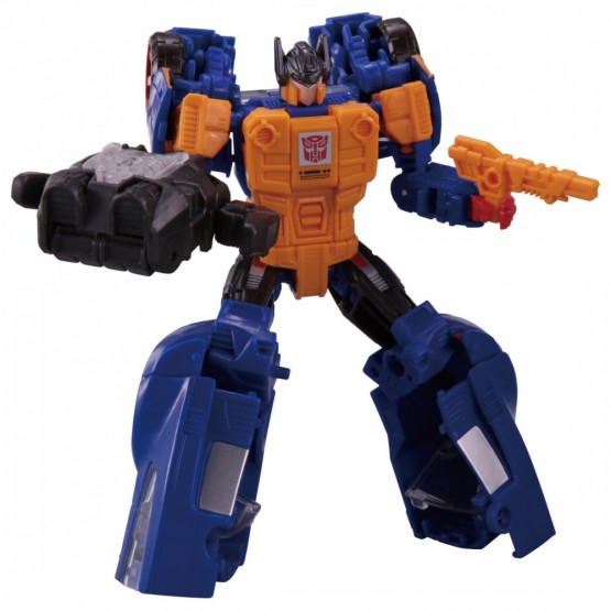 TakaraTomy  Power of Prime PP-44 Punch / Counterpunch