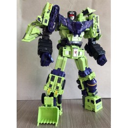 ToyWorld TW-C07 Constructor Full Set BoxSet (green)