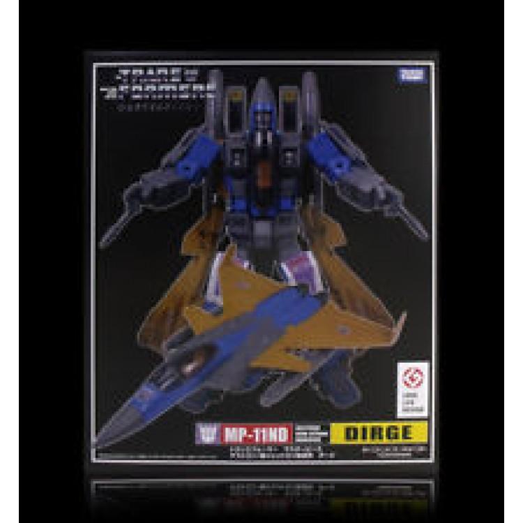 Transformers Masterpiece MP-11ND Dirge FIGURINE EN STOCK PRÊT À Expédier