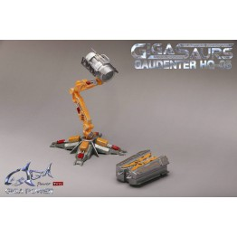 Gigapower GP HQ-05R Gaudenter  (Chrome Red)