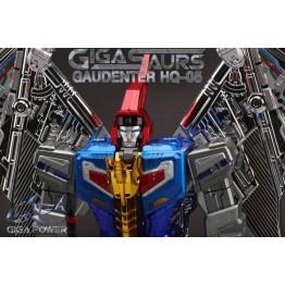 Gigapower GP HQ-05R Gaudenter  (Chrome Blue)