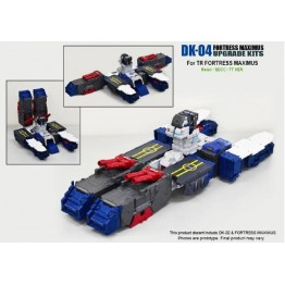 DNA DK-04 - Fortress Maximus - Foot Upgrade Kit (Rerun)