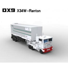 DX9 Toys X34W Ranton