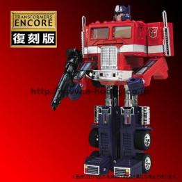 TakaraTomy  Encore #01 Optimus Prime / Convoy
