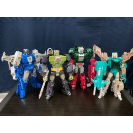 Wei Jiang Headmaster  Wave 1 Set of 4  (OVERSIZE)