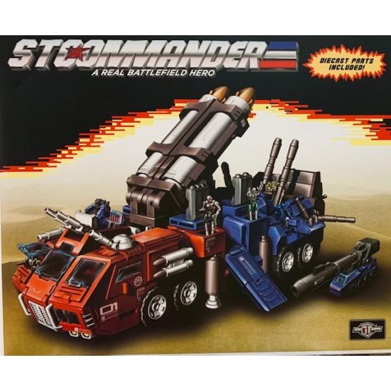 TFC STC-01A - Supreme Techtial Commander (Rerun)
