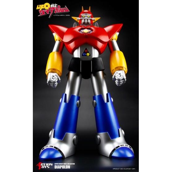 Action Toys  Super Robot Vinyl Collection Ufo Senshi Diapolon