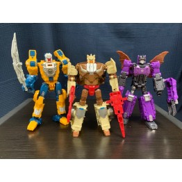 Wei Jiang Headmaster  Wave 2  Set of 3  (OVERSIZE)