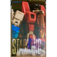 MoDel - Model-004 - MP-11 Masterpiece  Starscream  Light-Up Head