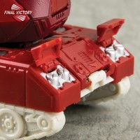 FinalVictory FV Warpath Brawn Huffer G1 Set of 3