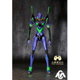 Metal Century MC Gospel Mecha 01 EVA  34CM