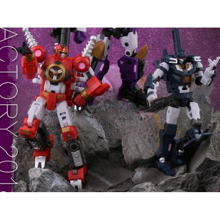 Transformers IronFactory IF EX-32//33 Spirits of The D.E.C Phecda//Mizar will come