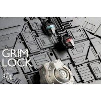 MoDel - Model-003 - MP-08 Grimlock Light-Up Head