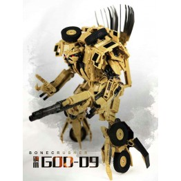 TF Dream Factory GOD-09 STEEL CLAW Transformers Bonecrusher