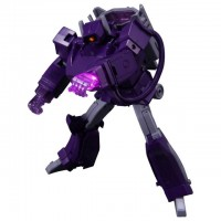TakaraTomy MP-29+  Shockwave with coin