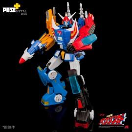 POSE+ Metal 02 P+02DX Galactic Gale Baxingar + Baxinbird DX Set