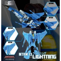 MakeToys MTRM-13 LIGHTNING Wing Parts