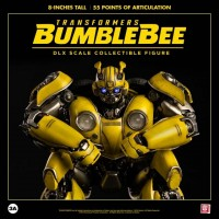 Transformers Bumblebee DLX Scale Collectible Figure Series by ThreeA