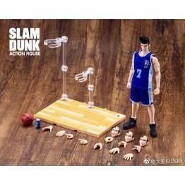 Dasin  Slam Dunk -  AKIRA SENDOH 7 (Blue)