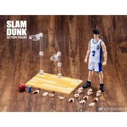 Dasin  Slam Dunk -  AKIRA SENDOH 7 (White)