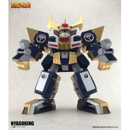Action Toys ES Samurai Pizza Cats- Nyagoking