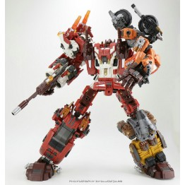 Warbotron WB03-ABCDE  Computicon Set of 5 + WB03F