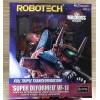 KITZ CONCEPT  Robotech SD (Super-Deformed) Macros VF-1J MIRIYA (Red )