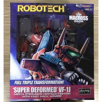 KITZ CONCEPT  Robotech SD (Super-Deformed) Macros VF-1J MIRIYA (Red )