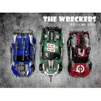 GOD-10 Topspin + Roadbuster Set