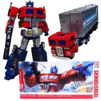 Transformers Platinum Edition OPTIMUS PRIME Year Of The Rooster