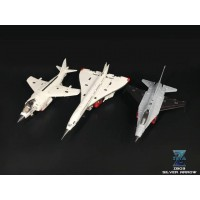 Zeta Toys - ZB-03 Silver Arrow