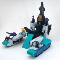Fans Hobby - Master Builder  MB-08 Double Evil (Rerun)