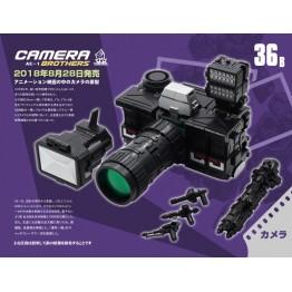 MFT MECH SOUL 36B Camera Brothers (Black Limted Ver)