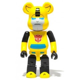 TakaraTomy Transformers Bearbrick  Bubble Bee
