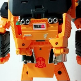 MP-39  SUNSTREAKER Sticker