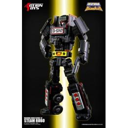 Action Toys  Machine Robo 10 Steam Robo